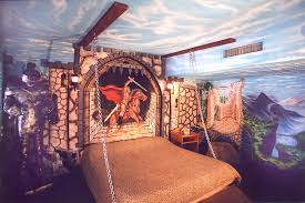 theme rooms a las vegas hotel on the camelot theme hotel room