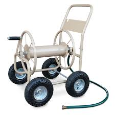 best wall mounted hose reel green thumb garden hose reel cart heavy duty tc4710a garden hose