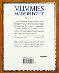 amazon com mummies made in egypt reading rainbow books