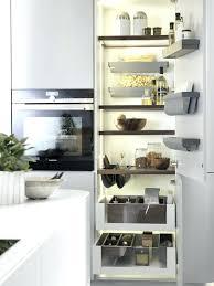 rangement cuisine coulissant placard de rangement cuisine awesome cuisine rangement