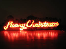 lighted merry christmas yard sign merry christmas decoration sign vintage christmas pinterest