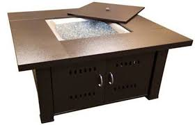 buyers choice phat tommy propane fire pit table u0026 reviews wayfair