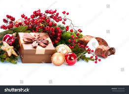 christmas christmas decoration gift box holiday stock photo
