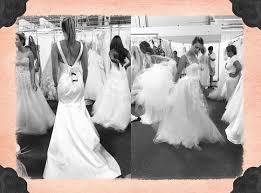 Sample Sale Wedding Dresses Carissa Loethen U0027s Bridal Blog My First Sample Sale Experience Was
