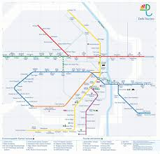 Blue Line Delhi Metro Map by Love You Delhi September 2011