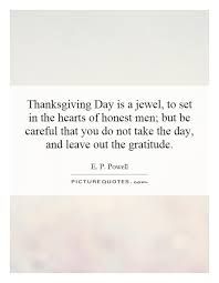 thanksgiving day is a to set in the hearts of honest