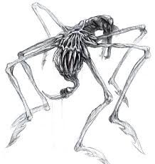 spider convention sketch by poopbear on deviantart