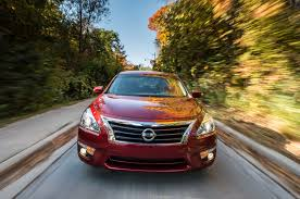 nissan altima 2015 software update 2013 nissan altima 3 5 sl four seasons wrap up automobile magazine
