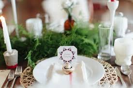 scandinavian winter wedding inspiration 100 layer cake