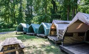 group lodging camp nantahala