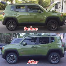 anvil jeep renegade sport 235 70 16 general grabbers with lift no rub jeep renegade forum