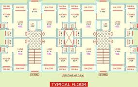 800 sq ft 2 bhk 2t apartment for sale in kritika builder avadh