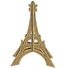 eiffel tower centerpiece glitter gold eiffel tower centerpiece party decorations