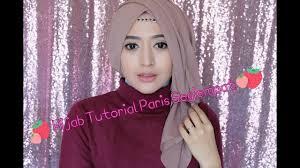 tutorial hijab resmi 64 hijab tutorial paris segiempat semi formal natasha farani