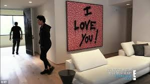 kris jenner home interior kris jenner out of family home to give and