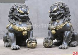 foo dog statues cheap bronze sleeping lion statue find bronze sleeping lion