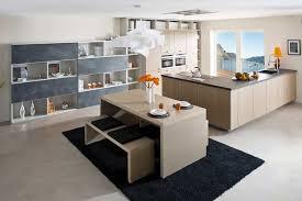 küche cremefarben offene küche ideen die perfekte lösung für eine funktionelle