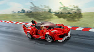 lego speed champions ferrari ferrari fxx k and development center 75882 products speed