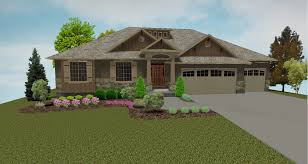 Craftsman Style Home Designs Craftsman Style Home Landscape Design In Merion Square Craftsman