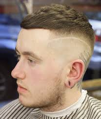 short hairstyles for men high and tight haircut fashionthese
