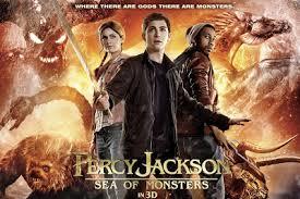 film petualangan pencarian harta karun percy jackson sea of monster 3d petualangan mematikan percy berlanjut
