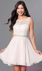graduation dresses semi formal chagne grad dress promgirl