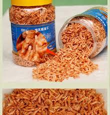 aquarium fish feed turtle food hamster food 3000ml krill dried