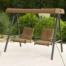 Oasis Outdoor Patio Furniture by Garden Oasis Emery 2 Seat Independent Patio Swing Limited