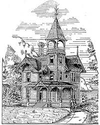 victorian mansion plans victorian house plans