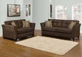 Livingroom Pc by Lacks Montana Mink 2 Pc Living Room Set