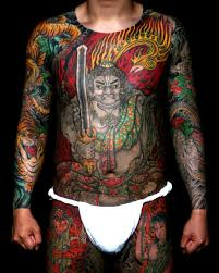 traditional japanese tattoos and their history tattoodo