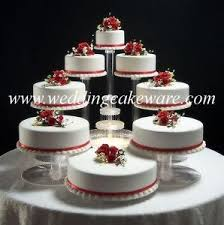 wedding cake stand 8 tier cascading wedding cake stand stands set ebay