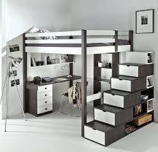 lit mezzanine ado avec bureau et rangement lit mezzanine ado avec bureau et rangement mezzanine ado chic lit