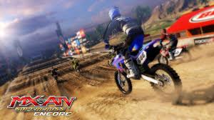 atv motocross review mx vs atv supercross encore gets stuck in the mud gamecrate