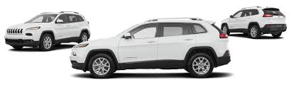 jeep white cherokee 2017 2017 jeep cherokee 4x4 trailhawk 4dr suv research groovecar