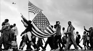 Civil Flag Of The United States Photos Show Undeniable History Of The Civil Rights Movement Pbs