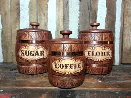 rustic kitchen canisters kitchen canisters sets rustic set ceramic canister designs