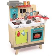 cuisine jouet smoby cuisine en bois smoby smoby pas cher à prix auchan