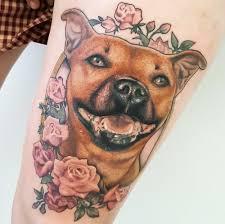 terrier tattoo drea u2014 with love tattoo