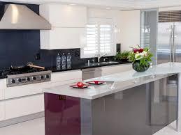 kitchen white tile table kitchen island vent hood modern kitchen