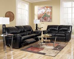 Paint On Leather Sofa Leather Sofa With Folding Foot Rest Plus Glass Table On The