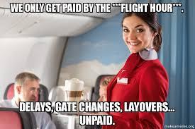 Team No Sleep Meme - flight attendant memes