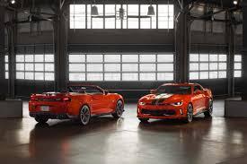 bright orange cars 2018 chevrolet camaros mark wheels u0027 half century news cars com