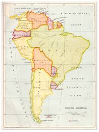 South America Map Quiz Game by America