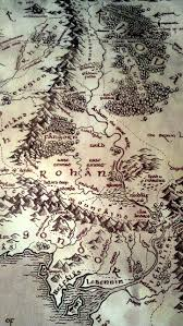The Hobbit Map Lord Of The Rings The Hobbit Lotr Tolkien Middle Earth Map Your