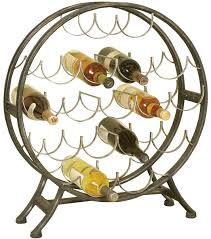 metal wine rack table wine racks wine bottle holder or rack organize it