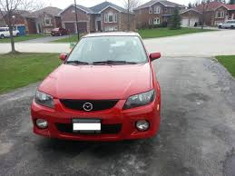 f s 2003 mazda protege5 in great condition with low kms and full