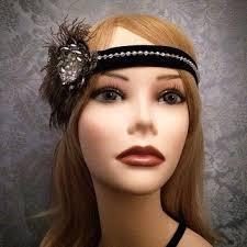 roaring 20 s fashion hair shop 20s style headband on wanelo