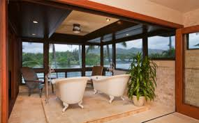 Lanai Design Design In Action The Kauai Master Bath Before And After Trilogy