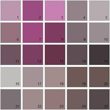 different colors of purple different colors of purple paints different shades of purple paint
